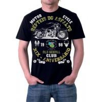 Camisa  - 5º Vila Velha Moto Fest